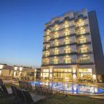 Hotel Musho spolja Sarimsakli Turska 2018 leto