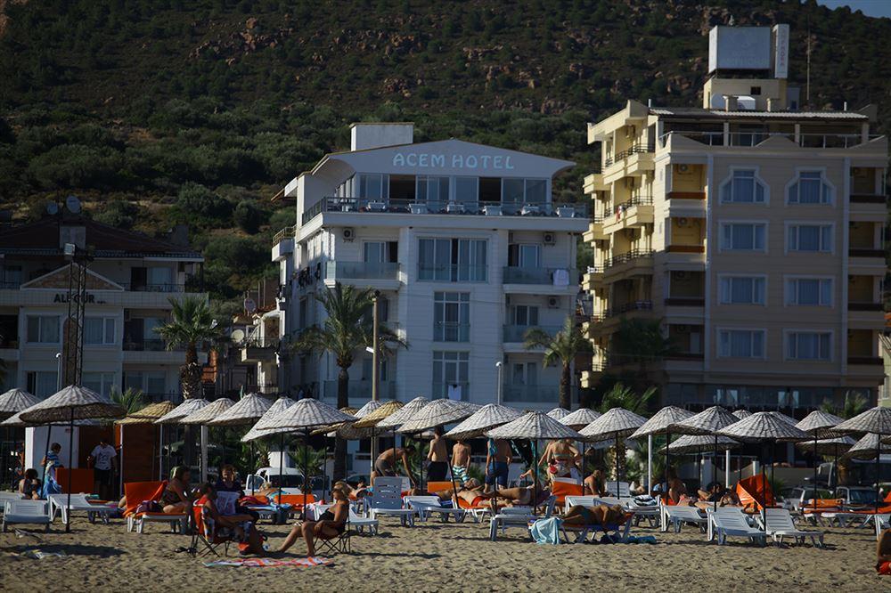 Acem Hotel Sarimsakli Turska leto 2018 plaza letovanje